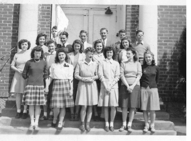 cape charles class of 1943