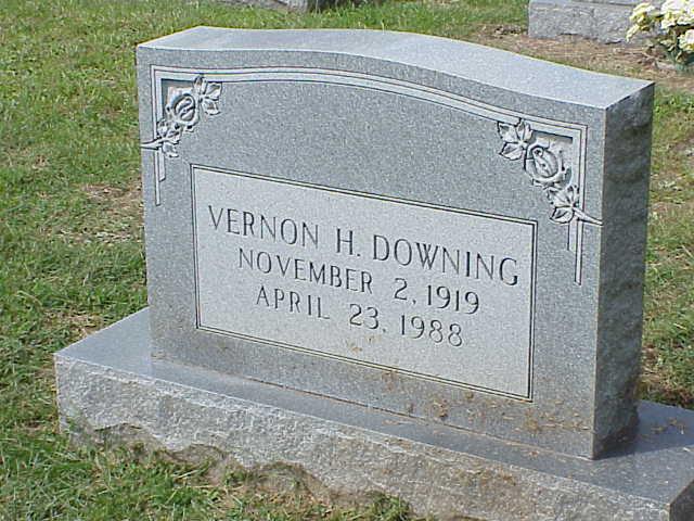Vernon Downing salary