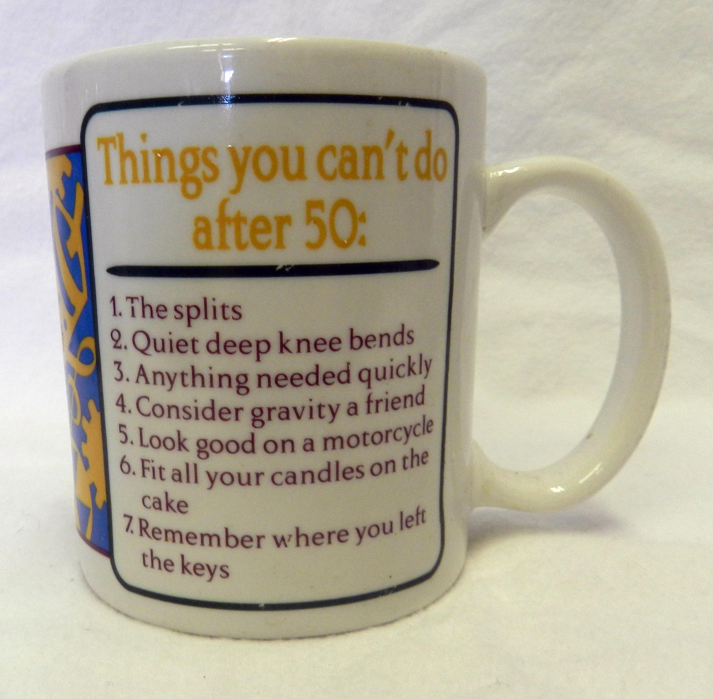 Birthday Gifts By Age: Funny Gag Gifts