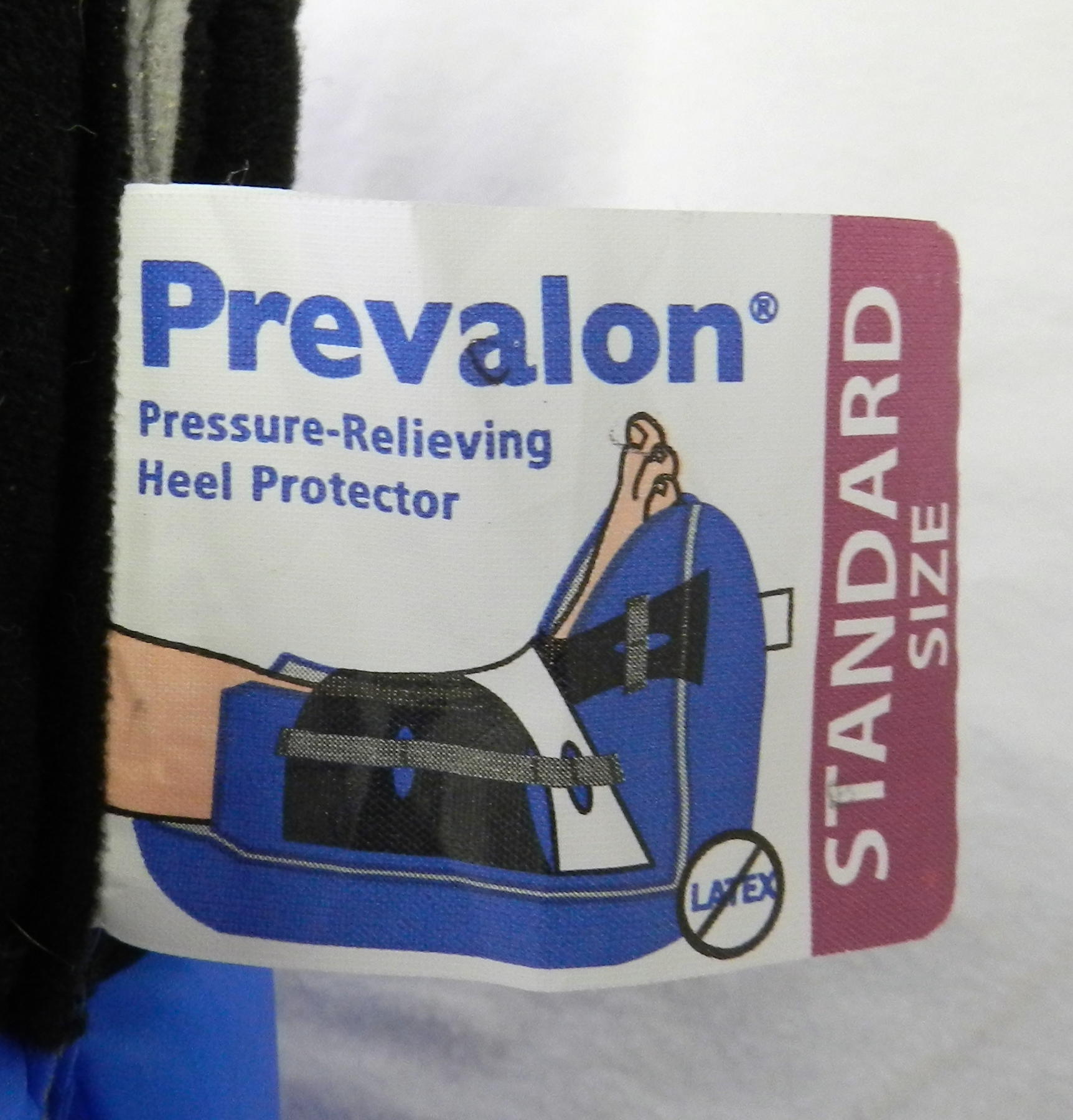 prevalon home health pressure relieving heel ulcer