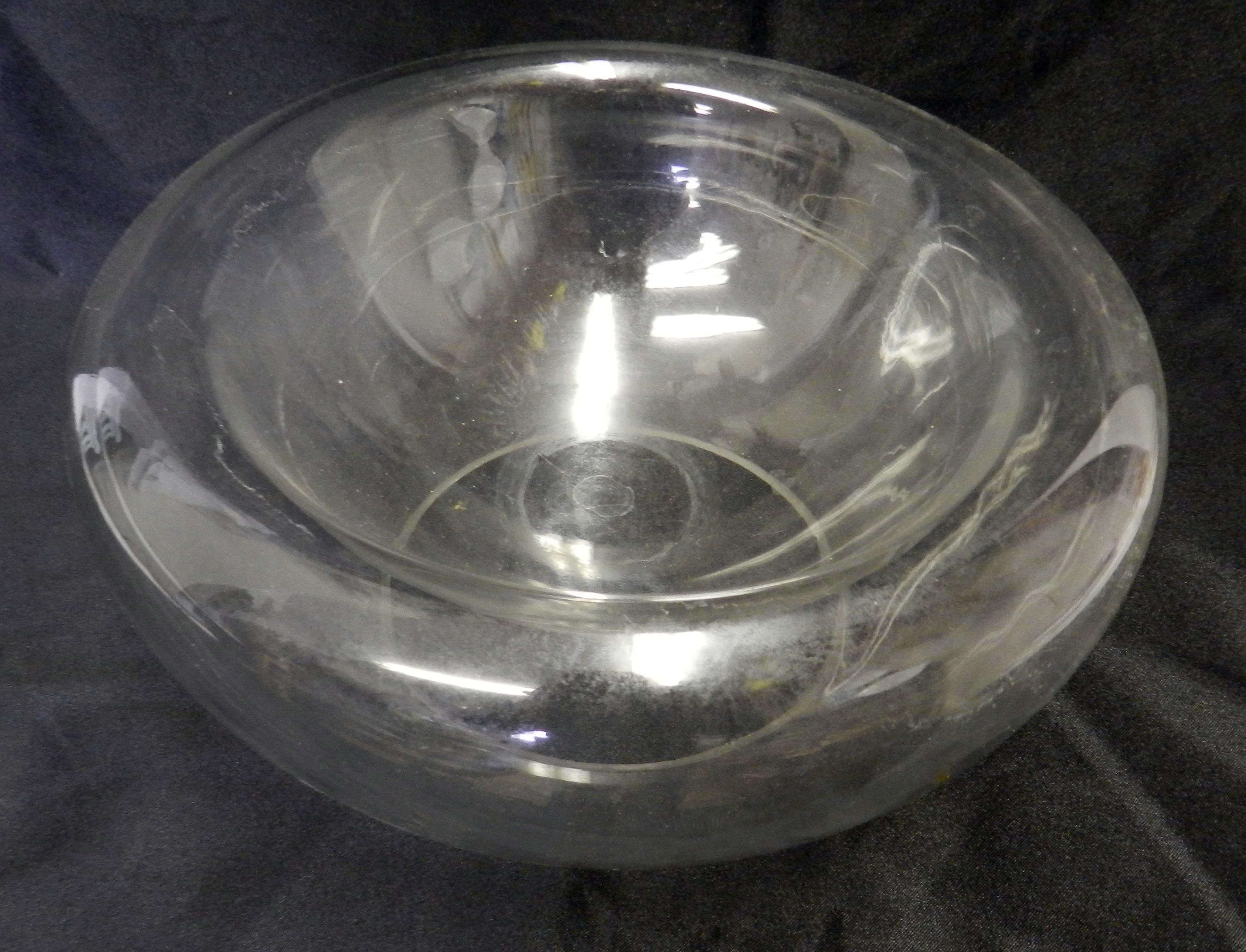 Find great deals on eBay for large glass bowl centerpiece. Shop with confidence.