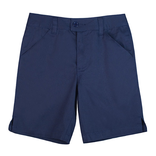 girls navy blue bermuda shorts school uniform 6 new friendly ...