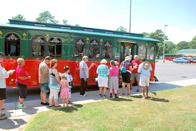 trolley-history-tour