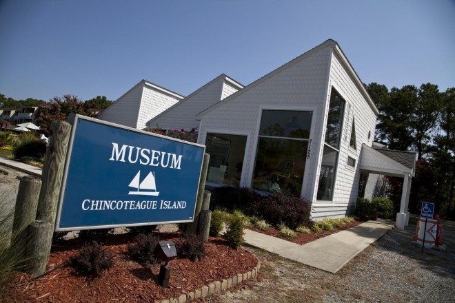 Newly renovated in 2011, the Museum preserves the people, culture, and heritage of Chincoteague.  Virginia Tourism Corporation, www.Virginia.org