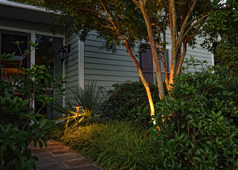 Landscape Lighting and Design